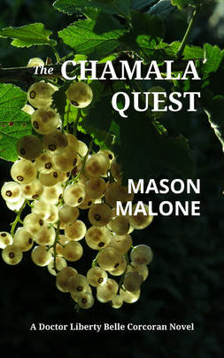 THE CHAMALA QUEST Sci-Fi Thriller Suspense Mystery Fiction Novel by Mason Malone