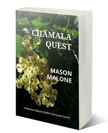 The Chamala Quest by Author Mason Malone