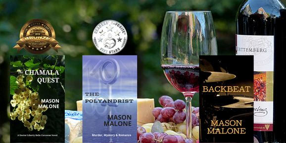 Pick up a New Read from Author Mason Malone!