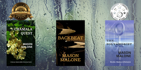Pick Up a New Read by Author Mason to Escape Reality
